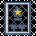 Certificate Prize Reward Icon