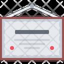 Diploma License Law Icon