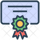 Seo Agreement Contract Icon