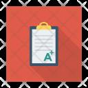 Certificate Identity Document Icon