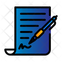 School Education Study Icon