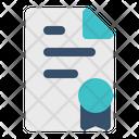 File Document Certificate Icon