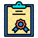 Award Best Office Element Icon