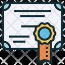 Certification Guarantee Warranty Icon