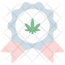 Certified Cannabis Icon