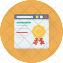 Certified Web Ranking Icon