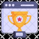 Best Website Awarded Website Website Prize Icon