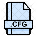 Cfg File File Extension Icon