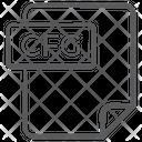 Cfg File Document File Icon
