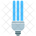 Cfl Light Electric Light Home Appliance Icon