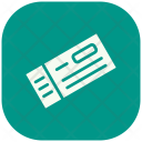 Chack Book Construction Icon