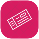 Chack Book Education Icon