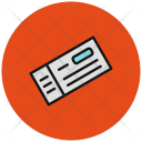 Chack Book Typography Icon