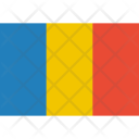 Chad Flag World Icon