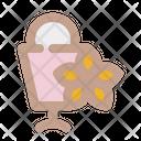 Chai Ice Cream Icon