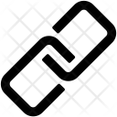 Chain Link Join Icon