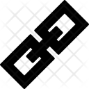 Chain Link Share Icon