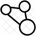 Chain Linkage Connection Icon