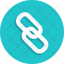 Chain Network Connection Icon