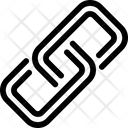 Chain Link Link Building Icon