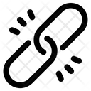 Chain Bonds Security Icon