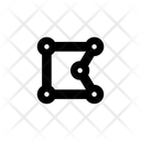 Chain Link Business Icon
