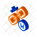 Chain Connection Element Icon