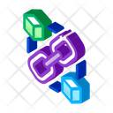 Money Chain Outlie Icon