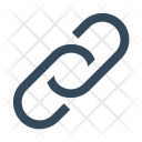Chain Links Hyperlink Icon