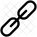 Chain Link Secure Icon