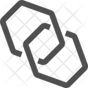 Chain Hyperlink Backlink Icon