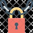 Chain Lock Padlock Icon