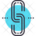 Chain Connection Address Icon