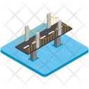 Chain Bridge Icon