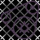Chain Cogwheel Repair Icon