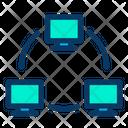 Chain Computer Icon