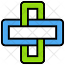 Chain Link Unity Symbol Sign Icon