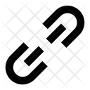 Chain Link Hyperlink Link Icon