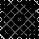 Chain Economy Business Icon