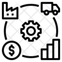 Chain management Icon