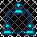 Team Group Organization Icon