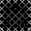 Database Hosting Servers Icon