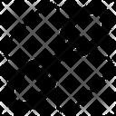 Chainlink Hyperlink Wiremesh Icon