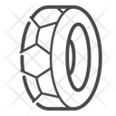 Chains Snow Tire Icon