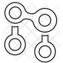 Bicycle Cycling Chains Icon
