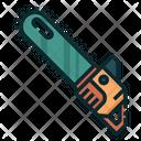 Chainsaw Tool Equipment Icon