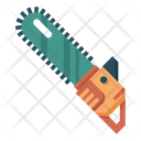 Chainsaw Tool Equipment Icon