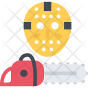 Chainsaw Mask Icon