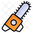 Chainsaw Saw Tool Icon