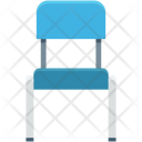 Chair Desk Dining Icon